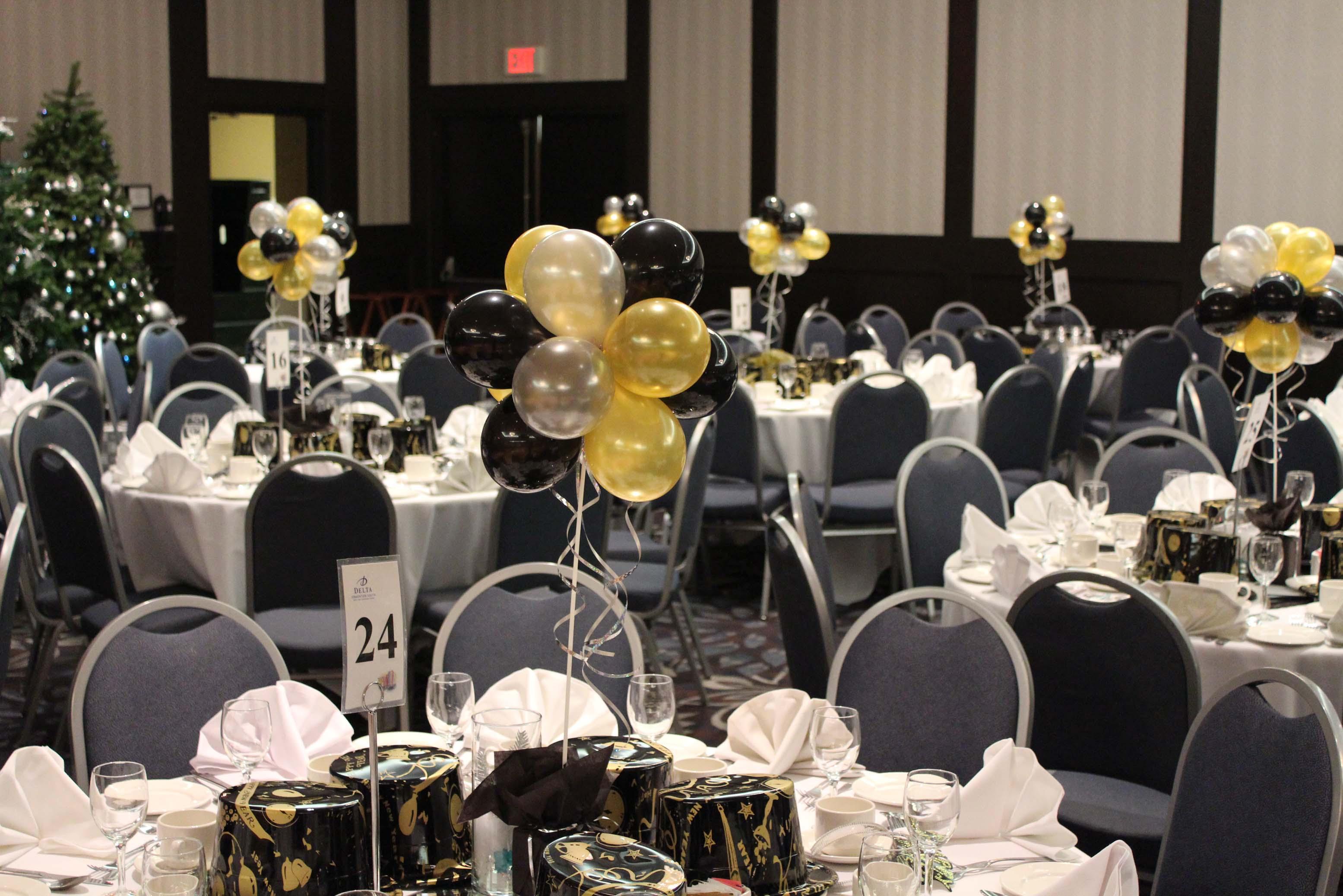Balloon Decor Twister Edmonton Calgary